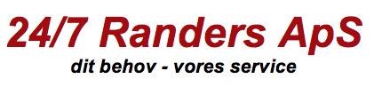 24/7 Randers ApS Logo